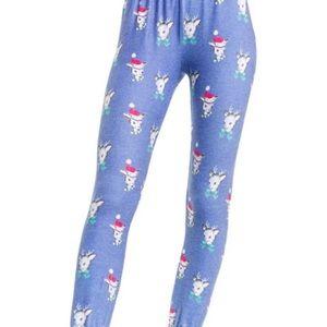 💥SALE!💥 NWT Wildfox Reindeer Pants!